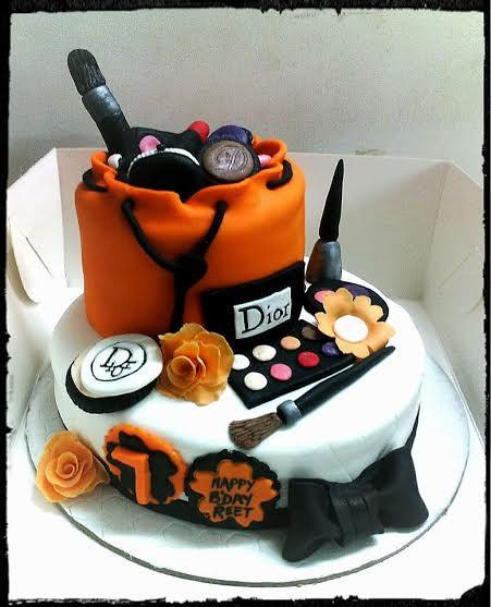Fashionista Cake by Rakhi Ganeriwal of Trisha's Chokola, Guwahati