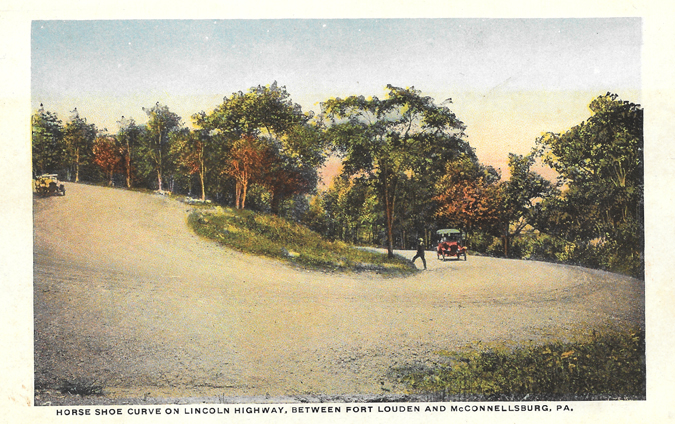 Lincoln Highway Postcards-10
