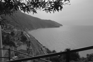 Corniglia - Middle of Hike
