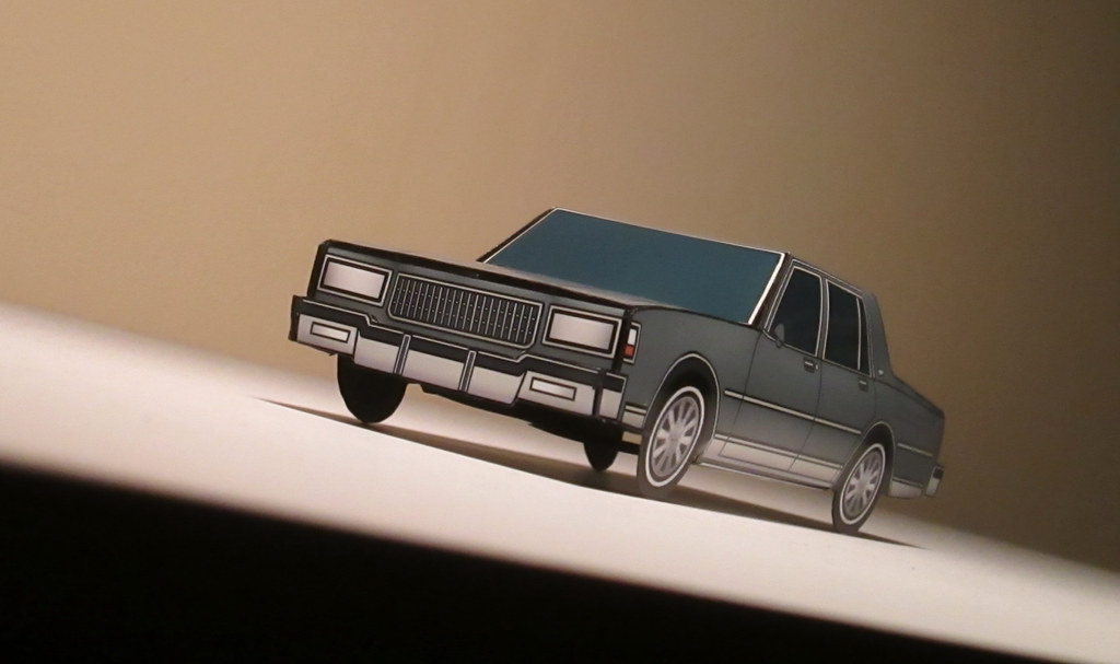 88 Chevy Caprice | jcarwil | Flickr