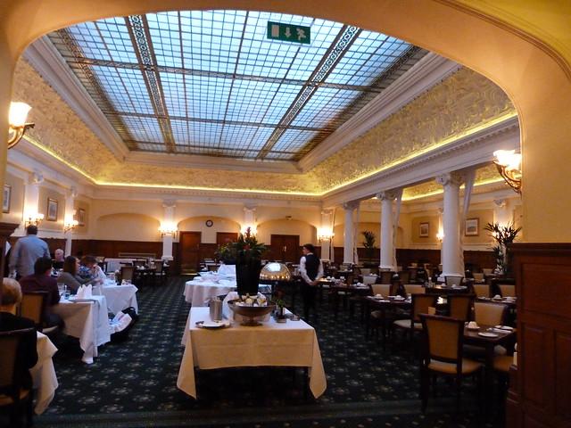 Restaurante de The Old Swan de Harrogate