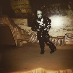 Frankenstein Snake-eyes #toyhustle #ToyHunting #ToyGameTedDiBase #customtoys #custom #monster #StarWars #80s #retro #toyart #arttoys #GIJoe #ToyGameTedDiBase