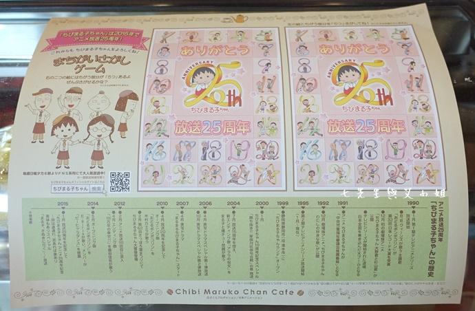 11 台場富士電視台櫻桃小丸子咖啡