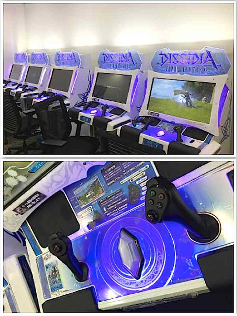 Final Fantasy: Dissidia Arcade Game May Be Coming To PS4 ...