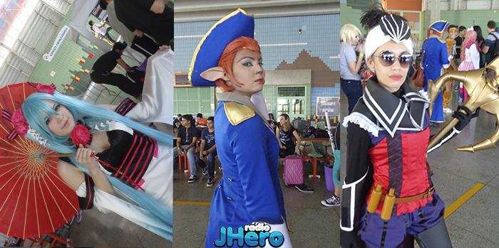 Fique de Olho no que rolou no 10° Campinas Anime Fest aqui na J-HERO