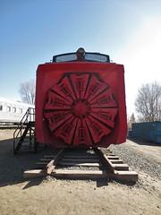 Colorado Railroad Museum - 3/29/2015