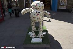 PARADISE BUNCH No.18 - Shaun The Sheep - Shaun in the City - London - 150423 - Steven Gray - IMG_9976