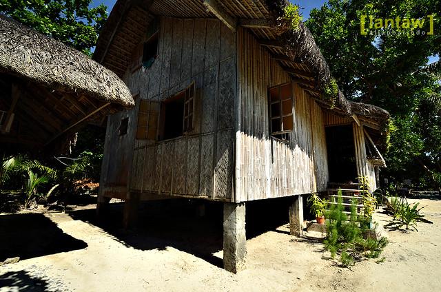 Non-aircon cottage