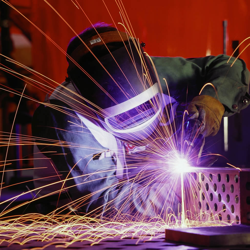 Welding career