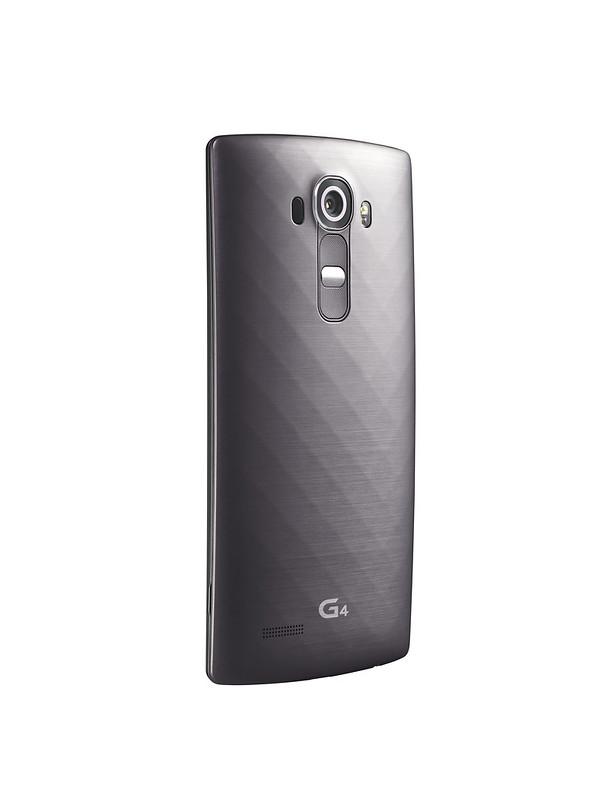 LG G4 - Metallic Grey