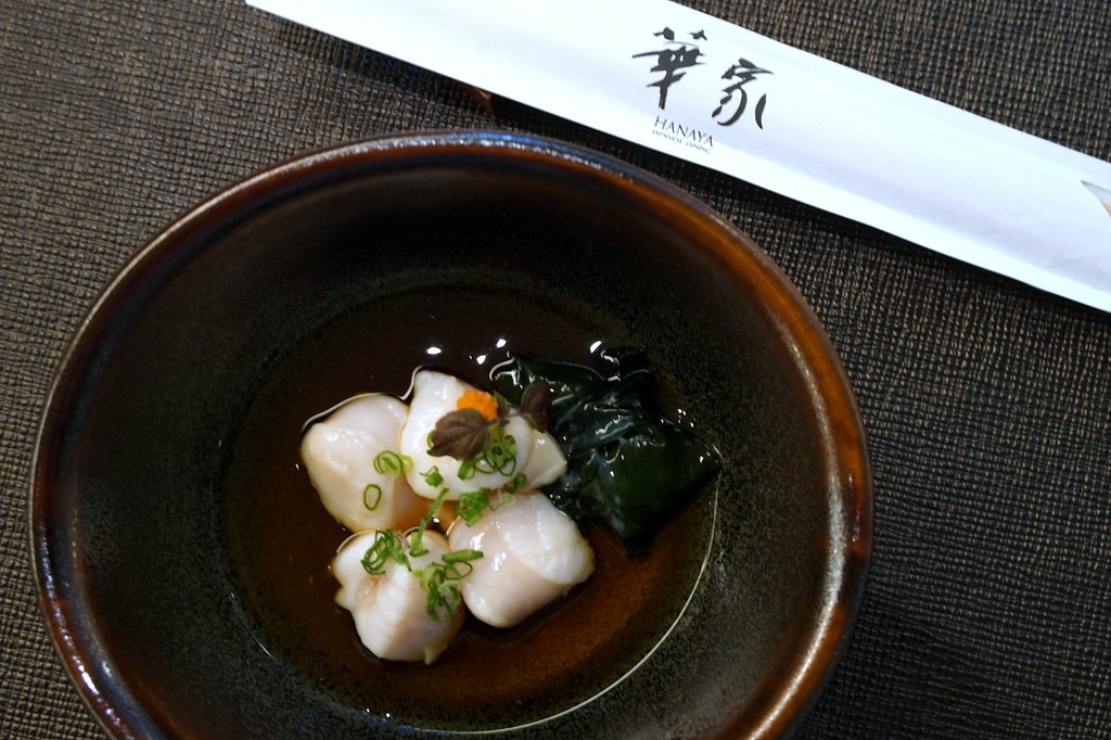 Hanaya Japanese Fine Dining - Grand Millennium Hotel KL (launch review)