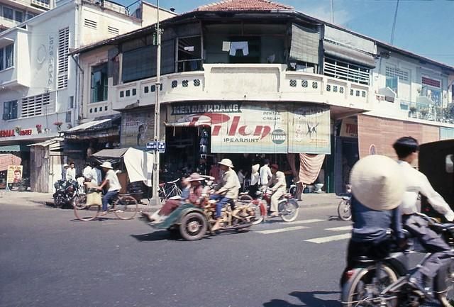 SAIGON 1965 - Góc Trương Công Định-Lê Lai