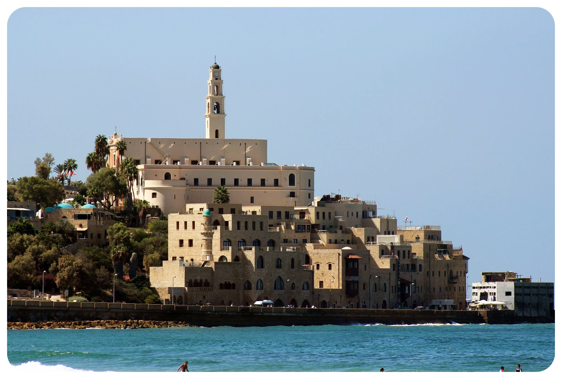 jaffa from banana beach