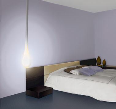deco-chambre-couleur-gris-et-parme - a photo on Flickriver