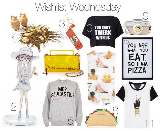 Wishlist Wednesday I www.StylebyCharlotte.com