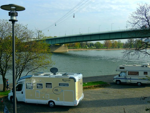 attraktive Zoobrücke