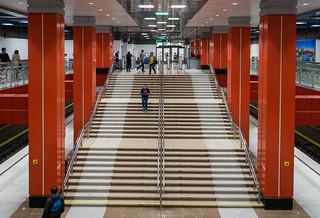 Moscow (Maskeu) station