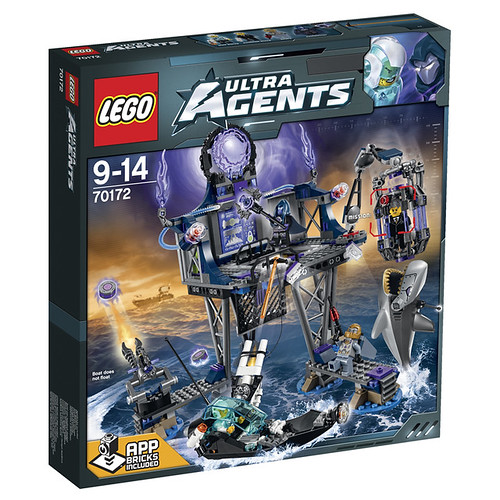 LEGO Ultra Agents 70172