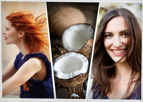El aceite de coco virgen es el único que penetra en el tallo del pelo
