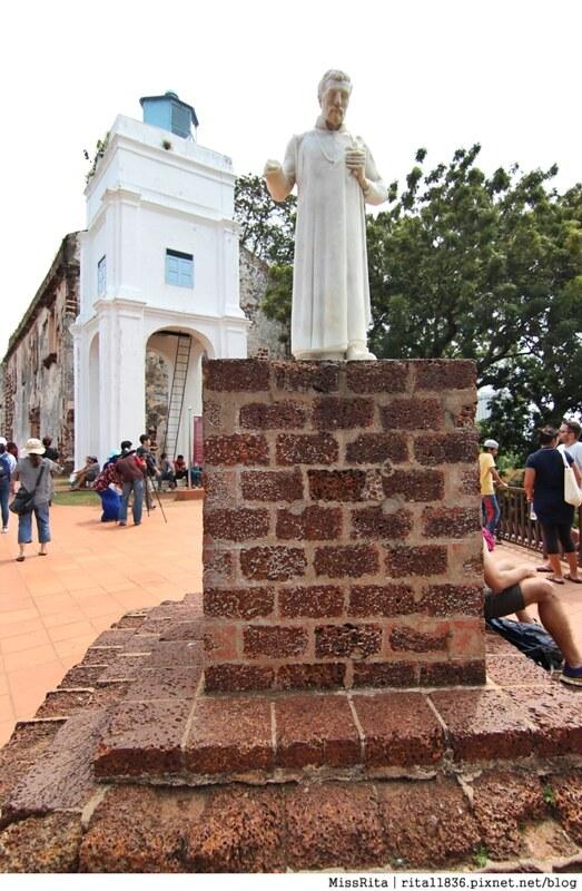 馬來西亞 麻六甲 馬六甲景點 荷蘭紅屋廣場 聖保羅堂St. Paul's Church 馬六甲蘇丹王朝水車 海上博物館11
