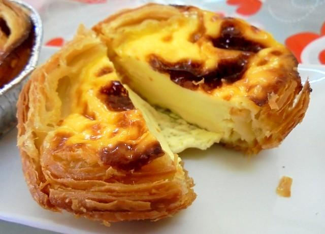 Portuguese egg tart 3