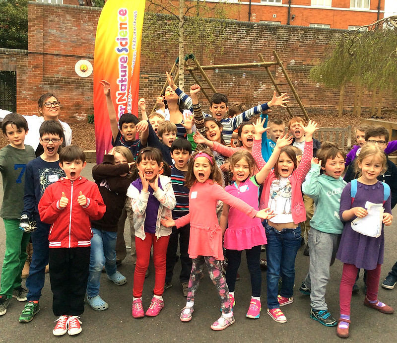 Science Easter Camp 2015