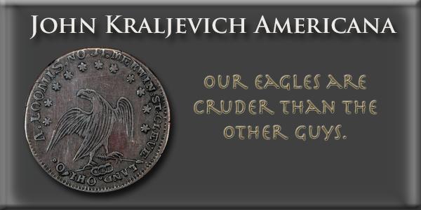 Kraljevich E-sylum ad27 Crude Eagles