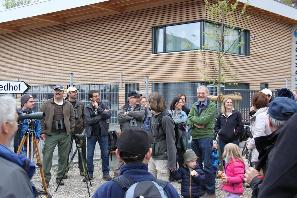 NAVGU Exkursion in Egerkingen, 26.4.15