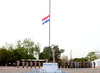 Dutch, Western Accord 2016 participants recognize Netherlands Remembrance Day