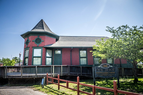 Blackville Depot
