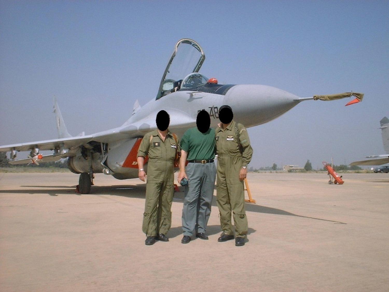 صور طائرات القوات الجوية الجزائرية  [ MIG-29S/UB / Fulcrum ] 27401394046_6c2768a49a_o