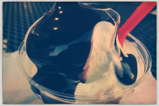 Mmmm... Dairy Queen