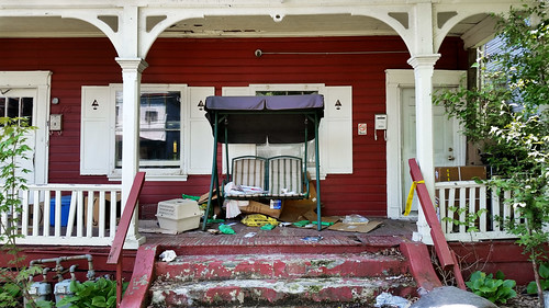 city urban neglect landscape pittsburgh pennsylvania decay porch blight dilapidated urbanlandscape porchswing westernpennsylvania 2000s 2016 wilkinsburg alleghenycounty 2010s pittsburghregion willreal williamreal
