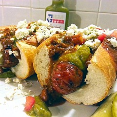 Fancy Pants Chili Dogs... . . . #texas #texasbutte…