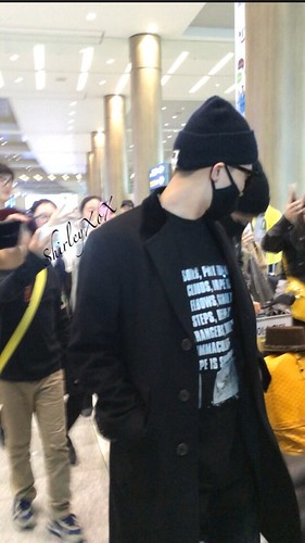 Big Bang - Incheon Airport - 10apr2015 - G-Dragon - Hi_Shirleyxox - 07