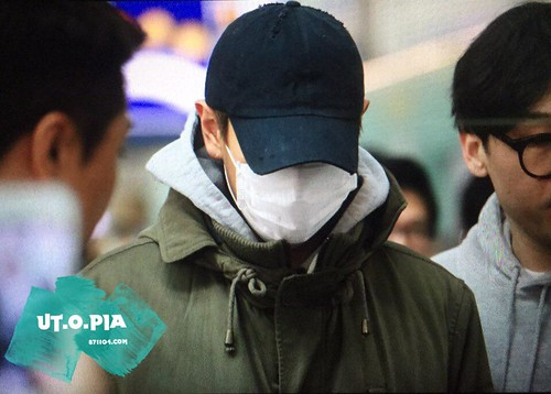 Big Bang - Incheon Airport - 24sep2015 - Utopia - 06