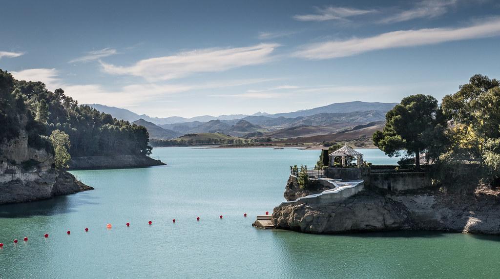 Andalusian lakes