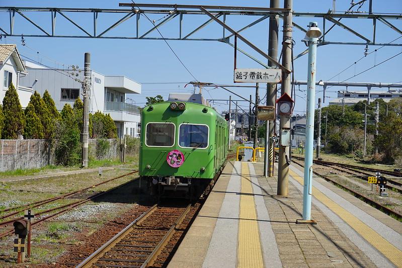 【日本,千葉縣】鐵道旅行,搭銚子電鐵去海邊;DIY獨特的