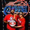 In case you can't hear my #Clippers Mom yelling #ClipperNation by thugramsey
