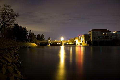 river lock elbe hydroelectricpowerstation přelouč