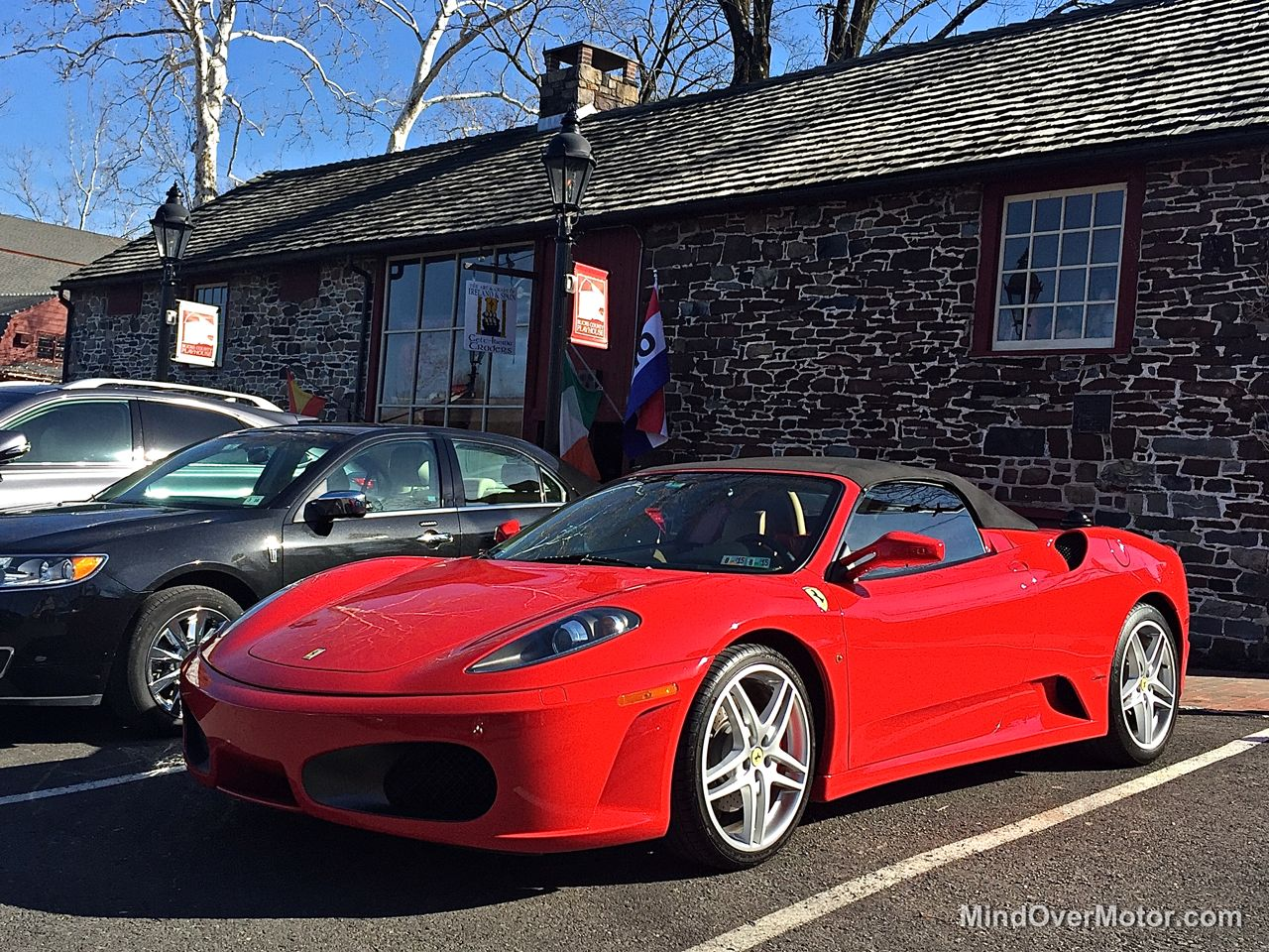 Ferrari F430 Spider New Hope PA