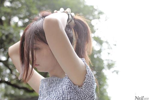 Neil Photo Studio posted a photo:Model: 小安