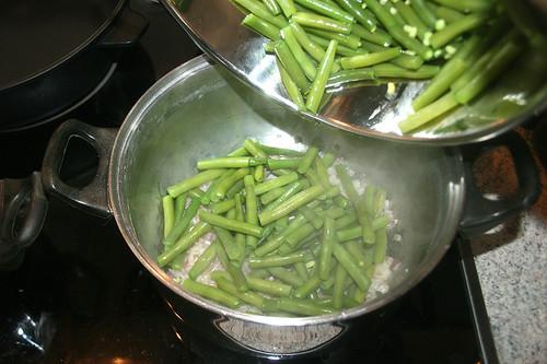 63 - Bohnen hinzufügen / Add beans