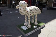 PARADISE BUNCH No.18 - Shaun The Sheep - Shaun in the City - London - 150423 - Steven Gray - IMG_9977
