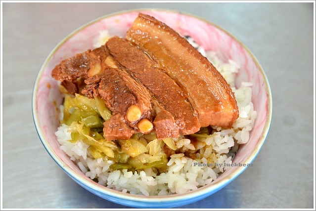 奧松控肉飯卦包肉捲瓊文小吃部001-DSC_0907