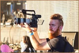 Filming the Sahara