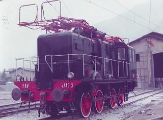 locomotore elettrico trifase E.440.3