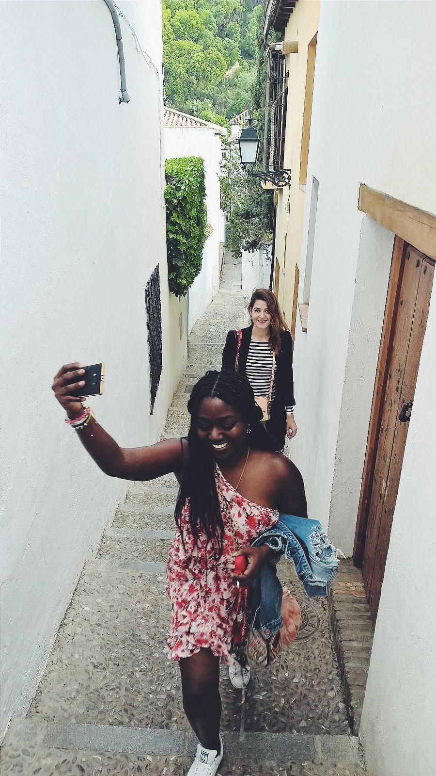 Lumia in granada Lois Opoku lisforlois