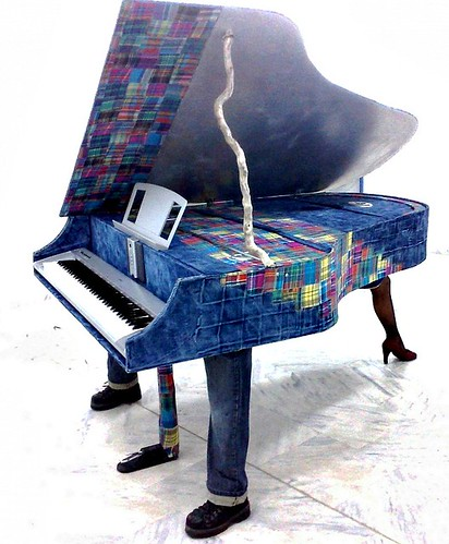 Art Eco Art Piano