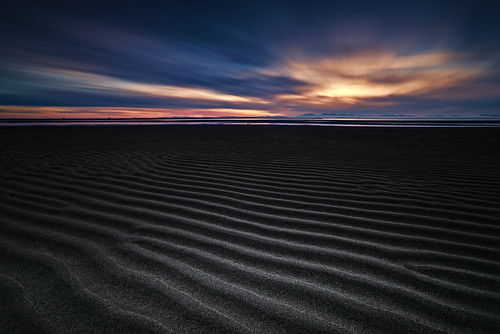Ebb and Flow. Fine Art Photography by Daniel Burdett